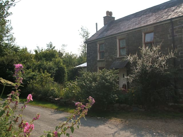 Ffynnon Farm Holiday Cottage - Llangolman