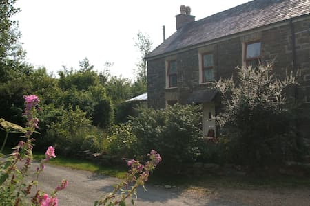 Ffynnon Farm Holiday Cottage - Llangolman - House
