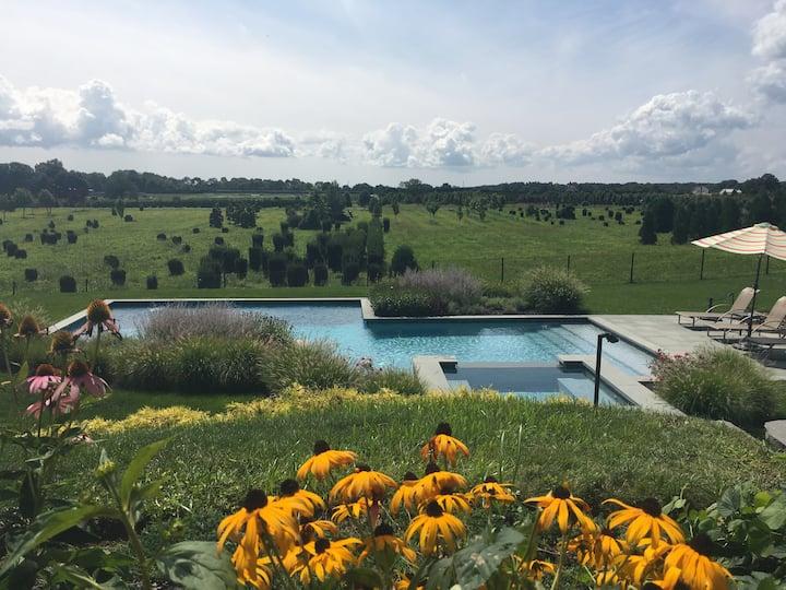 Stunning Wine Country Views!