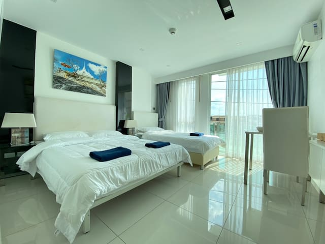 012 City Center Residence Pattaya by K'NOK