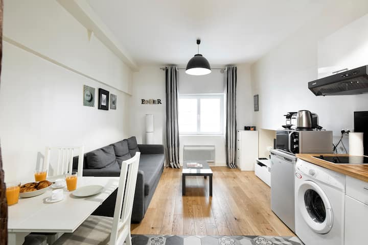 🥐 Superb 2bed in the heart of Paris - 4 people 🥐