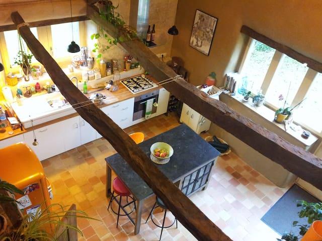 maison à la campagne - Plorec-sur-Arguenon