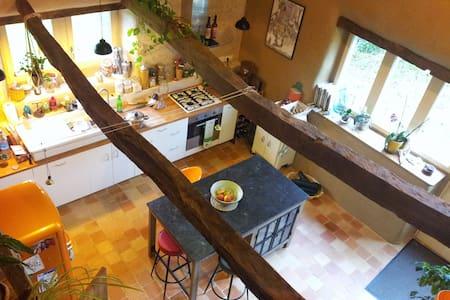 maison à la campagne - Plorec-sur-Arguenon - บ้าน