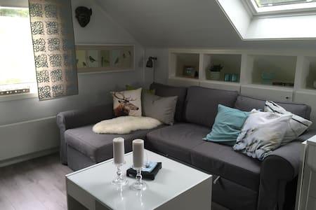Small apartment in Byåsen - Trondheim