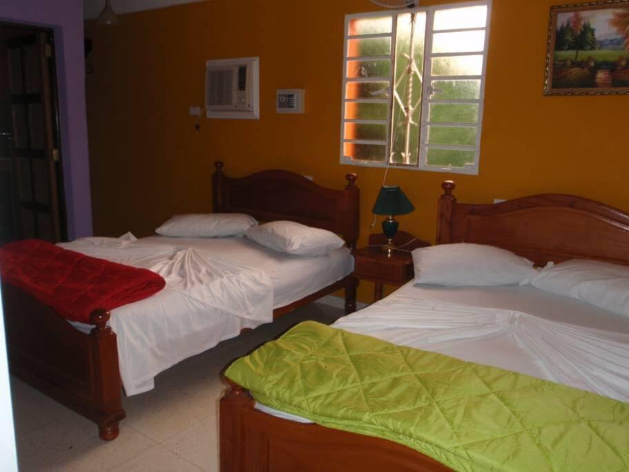 Cuarto de dos camas