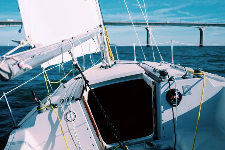 Nuit d'aventure sur un voilier