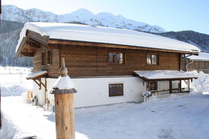 Cozy Apartment with Sauna in Leogang Austria