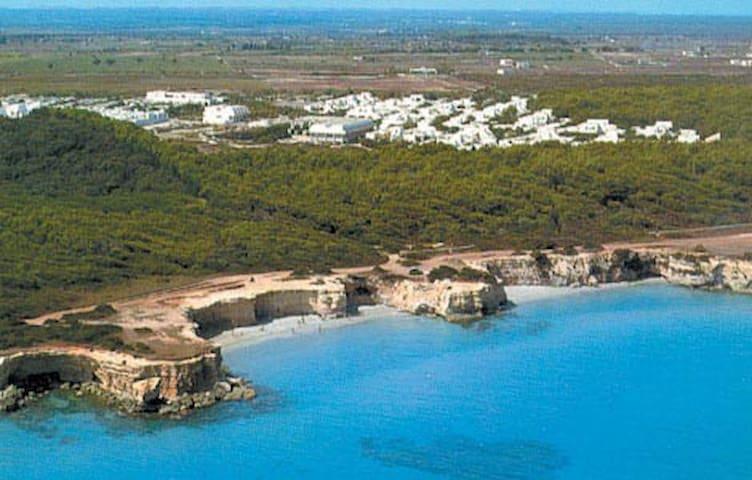 Casa vacanze mare a Conca Specchiulla, Salento