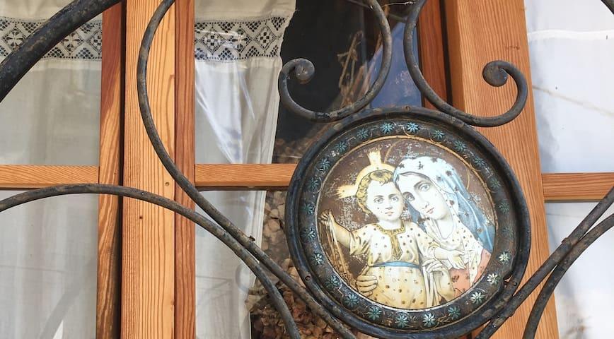 Camera Bianca a Ca di Celé