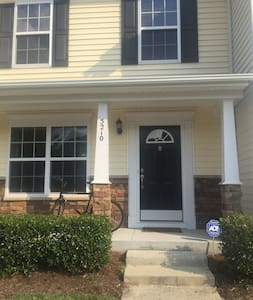 New Bern Ave Town Home - Pis