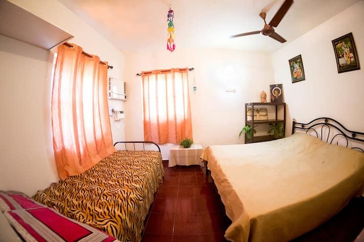 Litlle Goan house