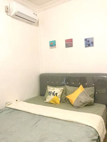 Terrace Bedroom Homestay with completed facilities