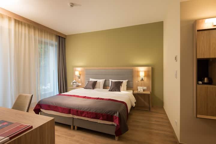 Verdi Grand Hotel, Deluxe Twin