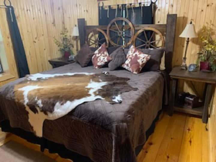 Buffalo River Cabin 🏠🐴
