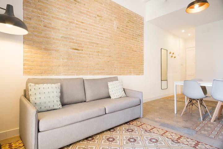 Olala Design Apartment 3.1 | 10m Pl.España