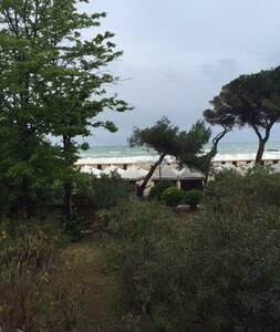 Maison sur la plage du Lido di Venezia - Lido di venezia - Villa