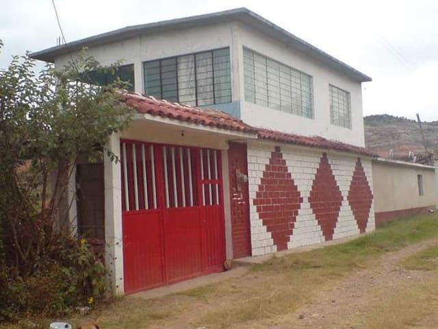 Santo Pedro Añañe - Casa de campo