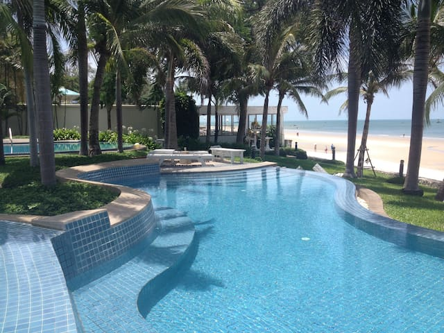 Fantastic Apartment On The Beach! - Hua Hin - Apartament