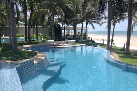 Fantastic Apartment On The Beach! - 후아힌(Hua Hin)
