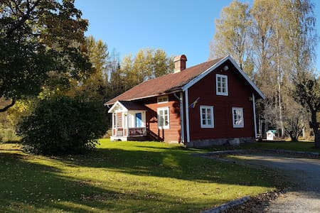 Beautiful house surrounded by forest - Hagfors V - Huis