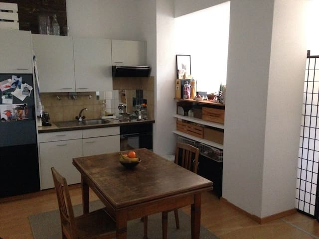 Cosy flat close to city-center / lakeside - Zürich - Wohnung