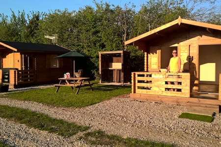 Fourways campsite glamping - Foggathorpe
