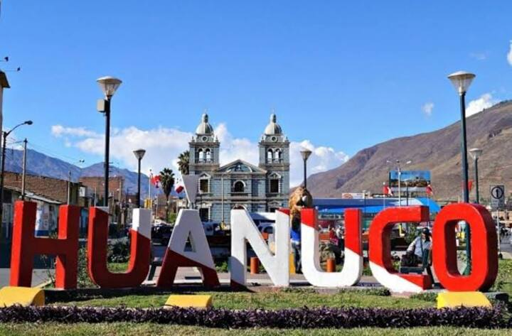 Centro de Huánuco se alquila habitaciones turista