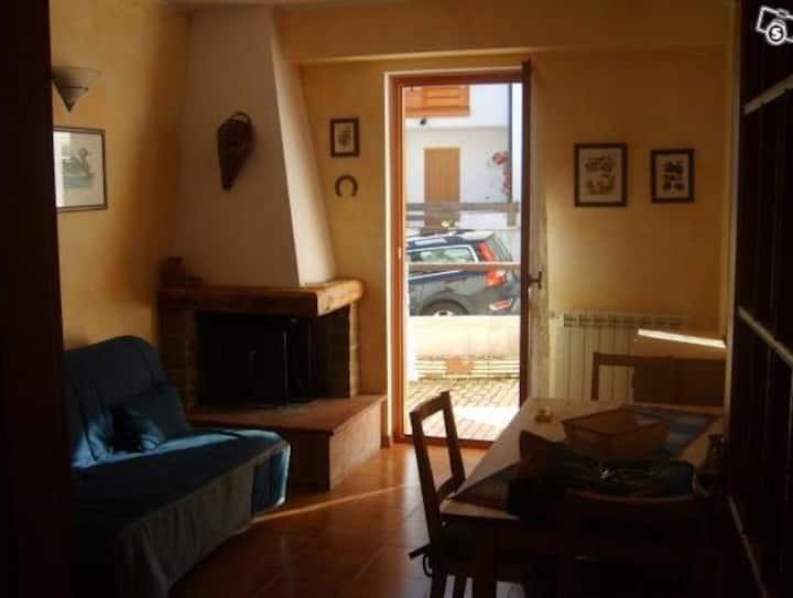 Appartamento trilocale centralissimo, Ovindoli