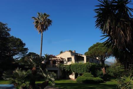 Villa Marestagnu - Biguglia - Hus