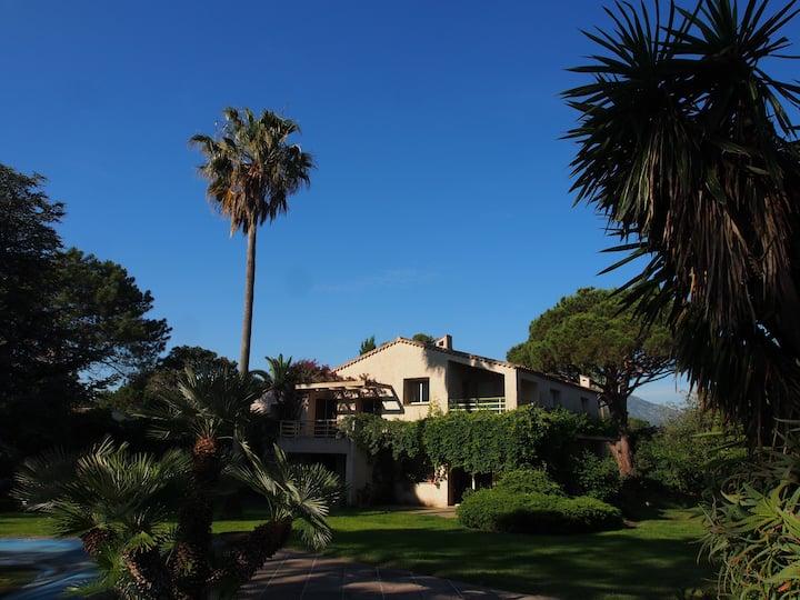Villa Marestagnu