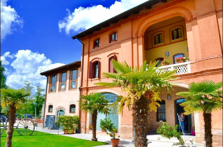 Residence A Mestre (5minutes from Train station)