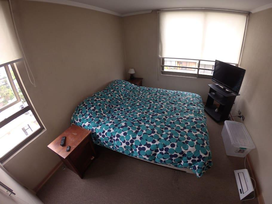 Dormitorio (cama 2 plazas)