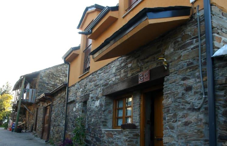 Casa rural en San Cristóbal de Valdueza