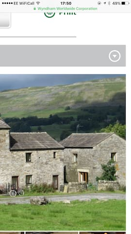 Detached barn conversion - Hawes - Hus