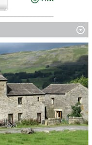 Detached barn conversion - Hawes