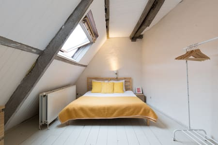 Spacious studio in Antwerp center! - Antwerpen - Apartment