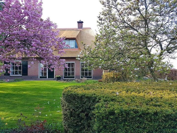 De Holhorst Vakantiewoning in Apeldoorn-noord