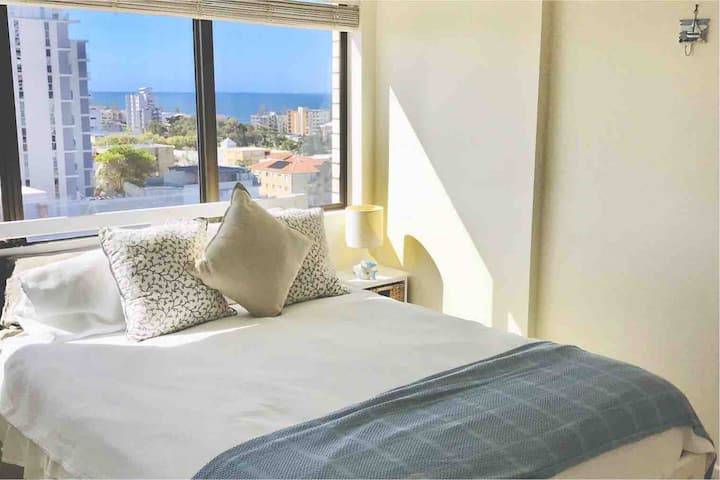 Elevated north facing unit with views. Kings Beach
