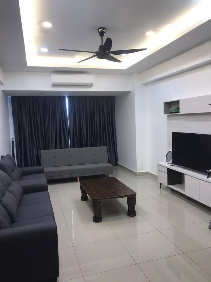 Venus Famille Manjung Sitiawan Apartment