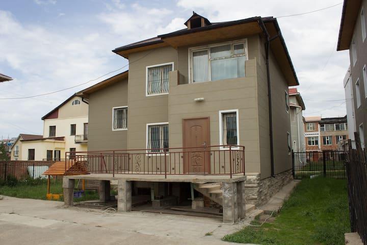 Peaceful House