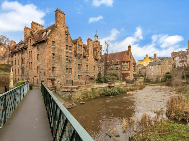 The Dean Village Apartment