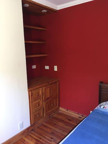 Cozy bedroom in Chacras de Coria