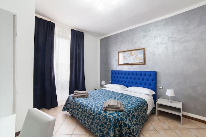 BB Cittadella - Double Room Private Bathroom