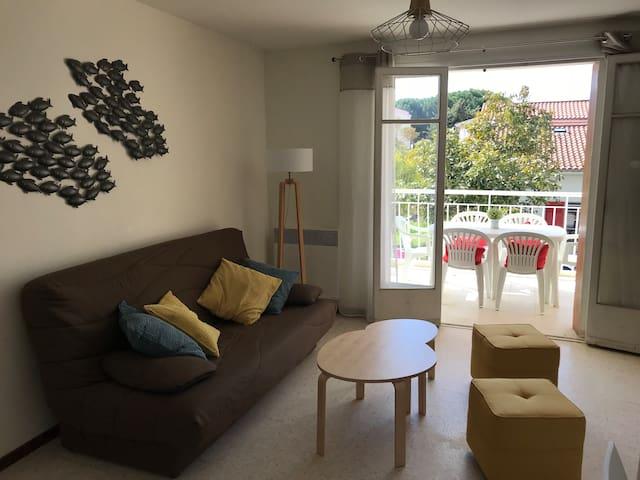 Appartement T3 100m DE LA PLAGE