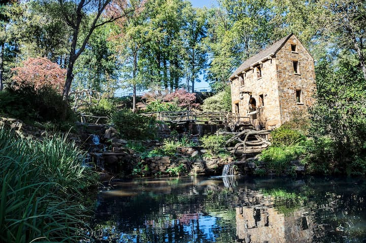 Old Mill (1.5 Miles)