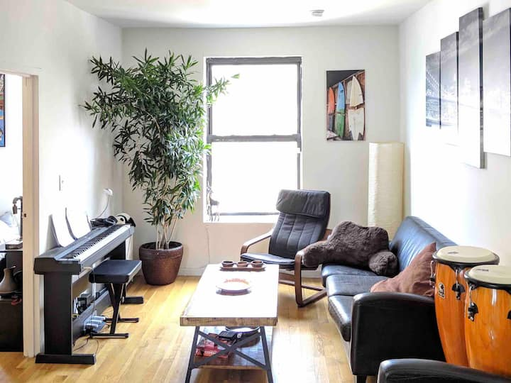 Gorgeous West Village 2BR with Park View