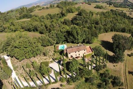Casale delle Ginestre - Talo