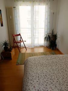 Schönes helles Zimmer in Freiburg Vauban - Freiburg im Breisgau - 公寓