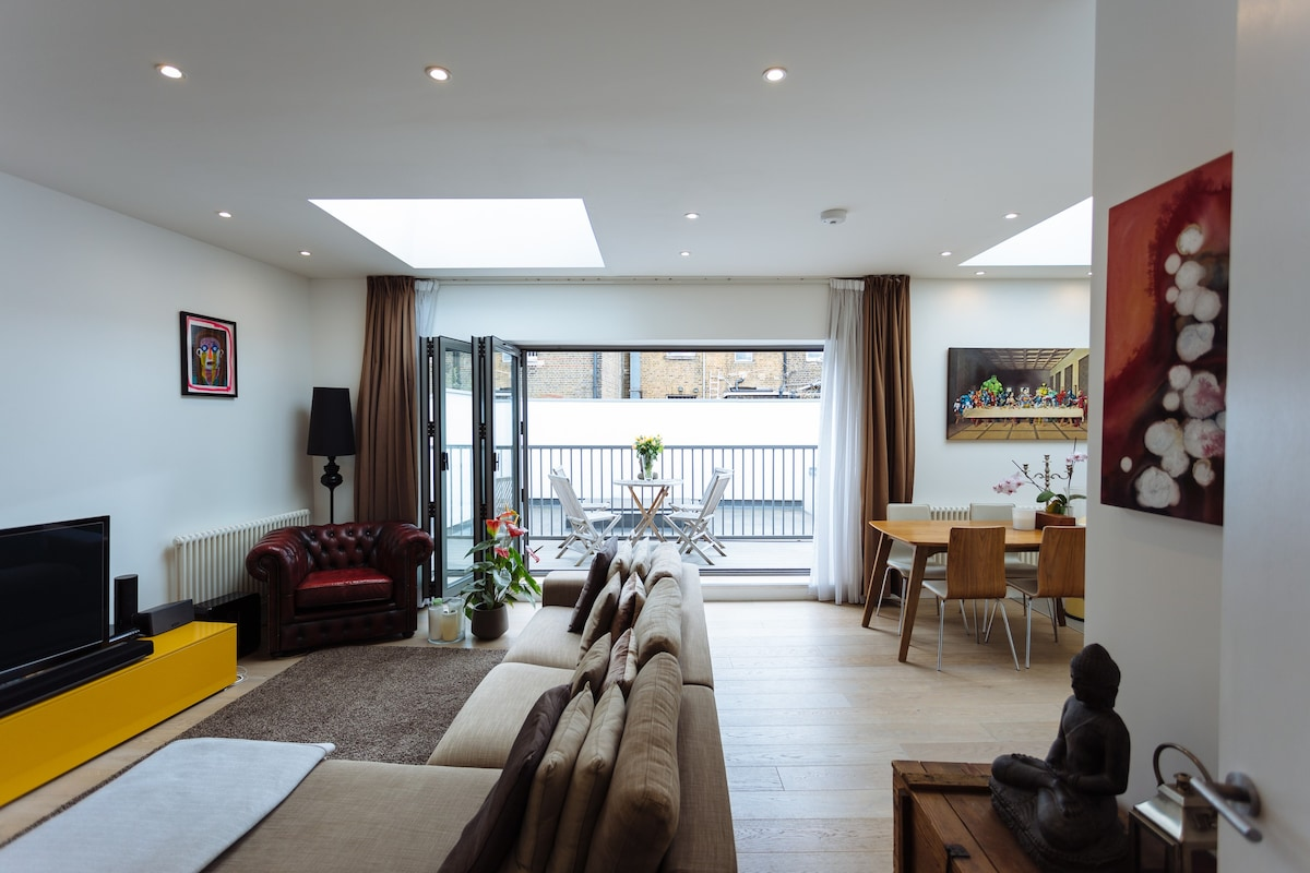 Zone1:Modern \u0026 airy Loft in Top Location-2bed2bath - Townhouses ...