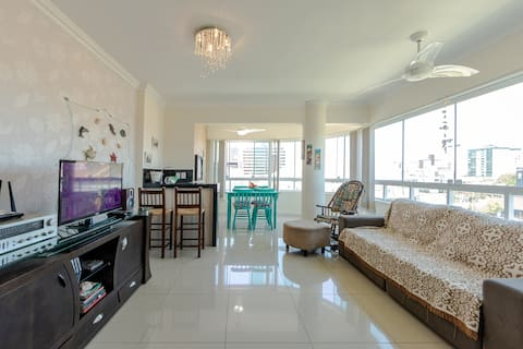 Apartment in downtown Tramandaí
